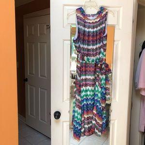 Dresses & Skirts - Chiffon Dress
